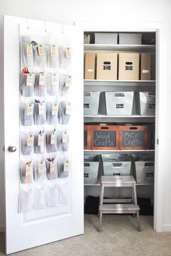 How to Organize Your Entire Life | blesserhouse.com - Tips and tricks for how to organize your entire life by utilizing storage systems, labels, lists, and a full bundle of resources to get your whole home and family on track.