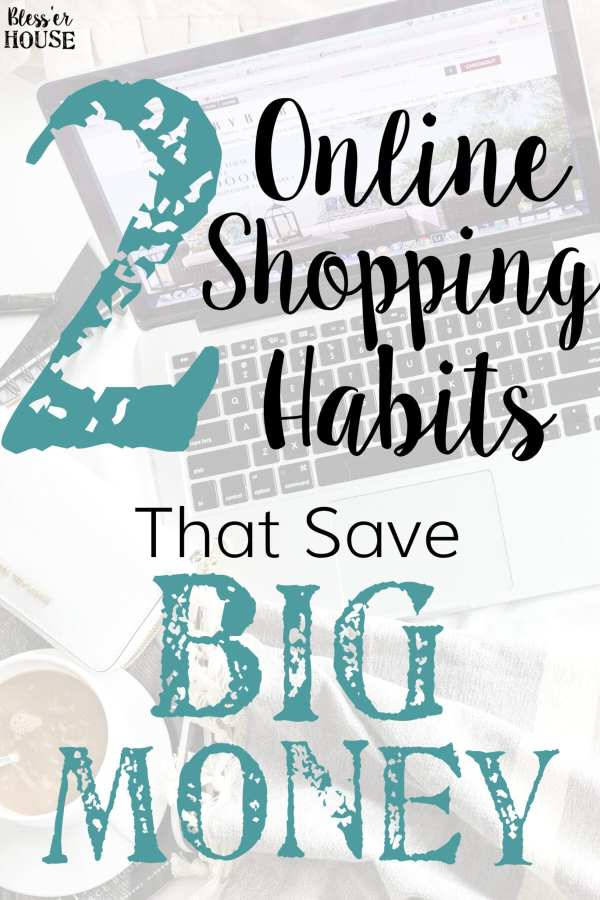 2 Online Shopping Habits That Save Big Money