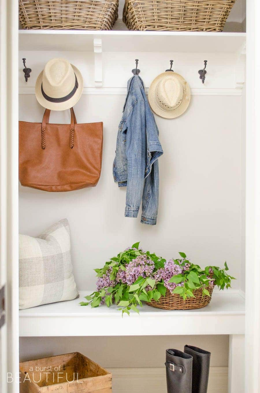 Top 10 Budget Decorating Tips | A Burst of Beautiful | blesserhouse.com