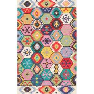 colorful playroom rug 12