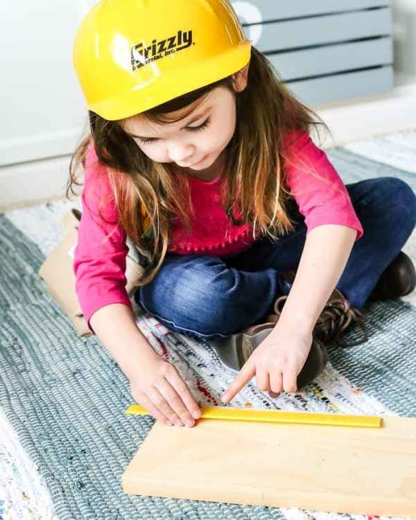 How To Do Home DIY Projects When You Have Kids | blesserhouse.com - 7 simple solutions for how to do home DIY projects when you have kids, plus ideas for how to get them involved to learn the value of hard work.
