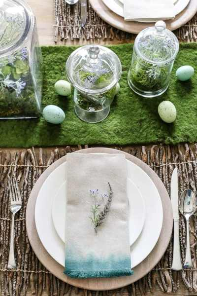 Easter table teaser | Blesser House