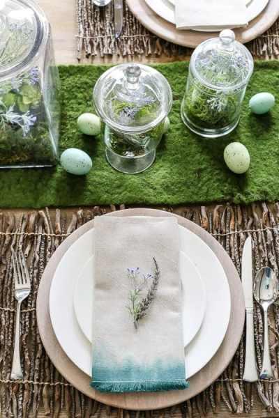 Easter table teaser | Blesser House