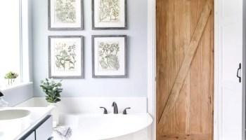 lowes makeover bathroom reveal. Interior Design Ideas. Home Design Ideas