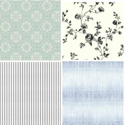 The Best Modern Farmhouse Wallpaper Designs on a Budget