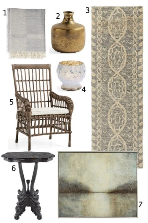 How to Make Your Home Look Luxurious on a Budget   blesserhouse.com - 8 tips to make your home look luxurious on a budget with ideas for choosing finishes, lighting, art, and small details that only look expensive.
