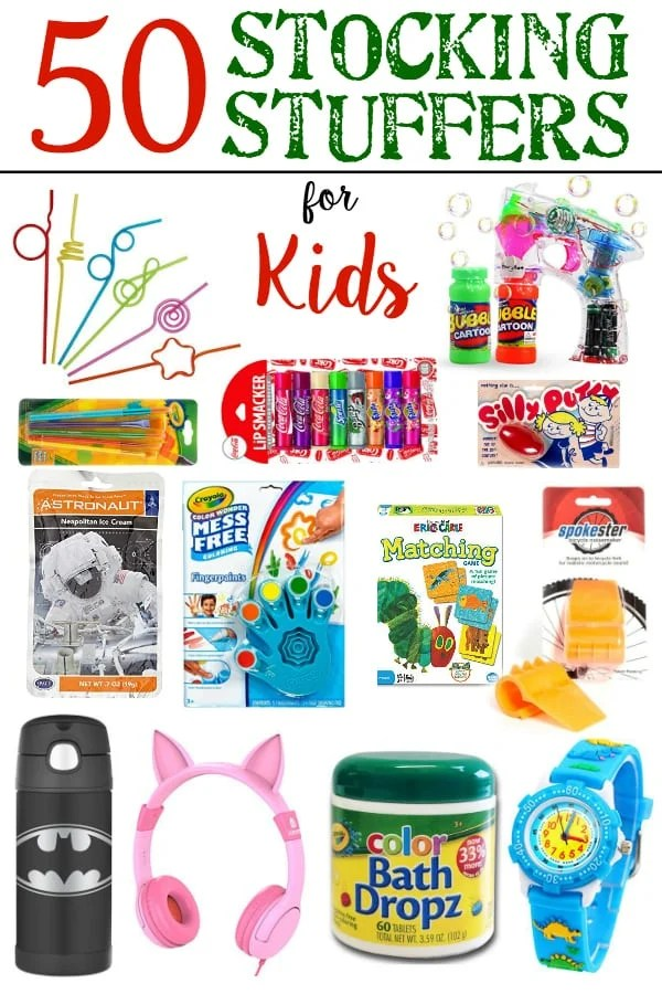 Best Stocking Stuffers for Everyone On Your List | blesserhouse.com - A list of 150 best stocking stuffers for men, women, and kids for Christmas gifts. #stockingstuffers #christmasgiftideas #giftideas