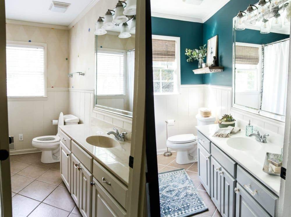 House Project Resolutions 2019 | Kids' Bathroom