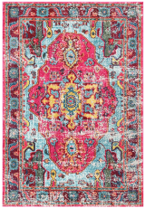 Abstract Vintage Rug