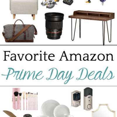Favorite Amazon Prime Day Deals 2018