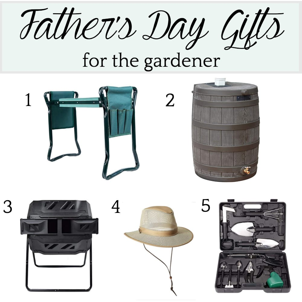 Father's Day Gift Ideas for the Gardener