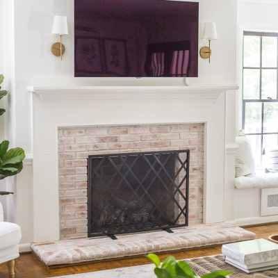 12 Ideas to Decorate Around a TV