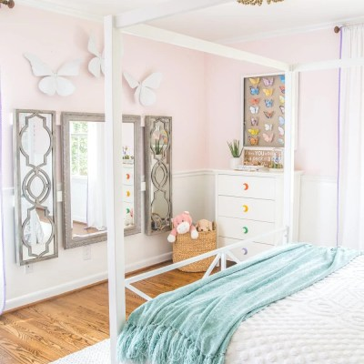 Craigslist Regrets + Kids' Decor from Walmart