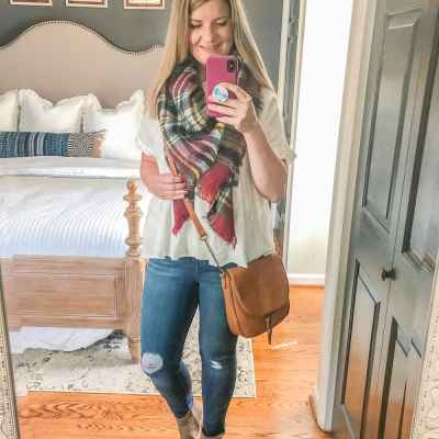 7 Inexpensive Tummy Hiding Fall Outfits