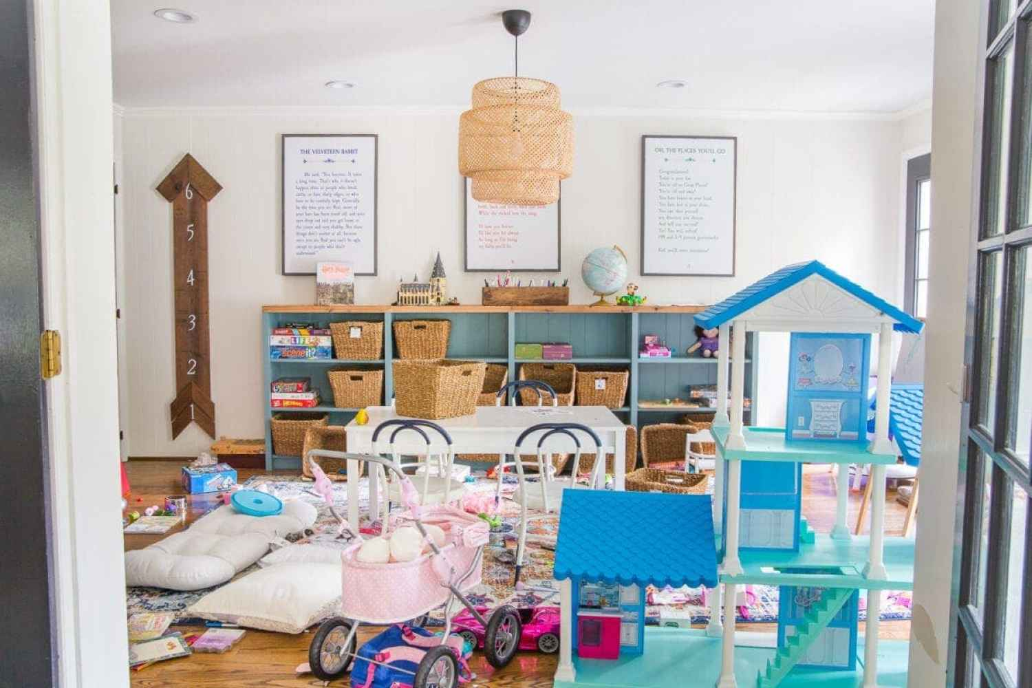 Our Toy Rule That Saves Our Sanity | How we promote peace, encourage sleep, and decrease anxiety in our kids with one little boundary about toys + how we help keep toys organized.