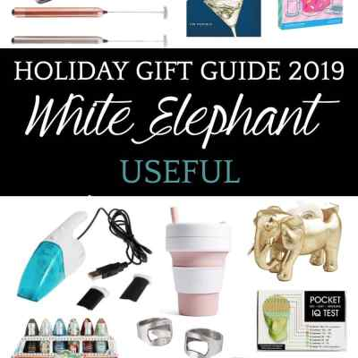 Holiday Gift Guide 2019: White Elephant Gifts