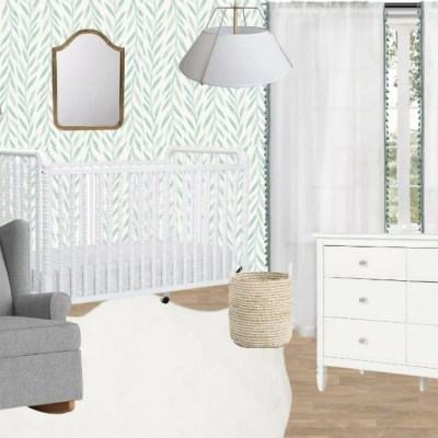 Gender Neutral Nursery Mood Boards Under $1200