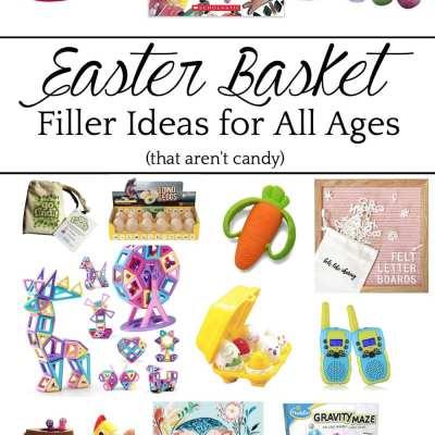 Progressive Easter Bunny Game & Easter Basket Ideas