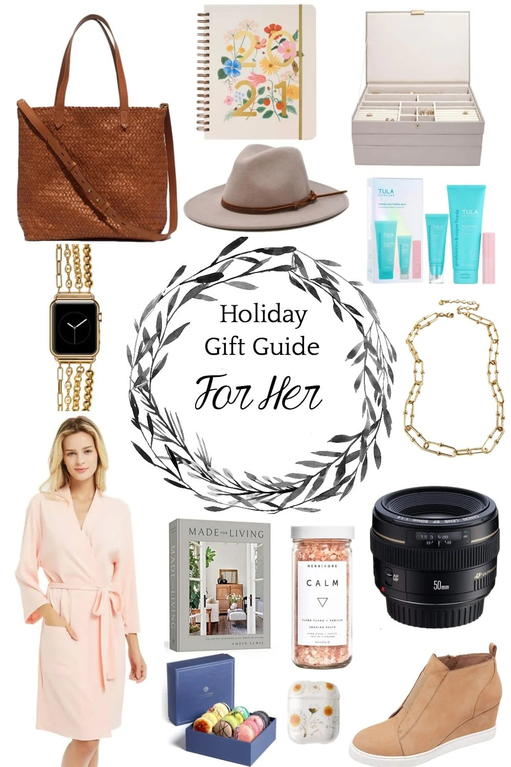 Christmas Gift Ideas for Women | The perfect gift ideas for women - for a mom, a grandmother, a neighbor, a daughter, a sister, or a friend.