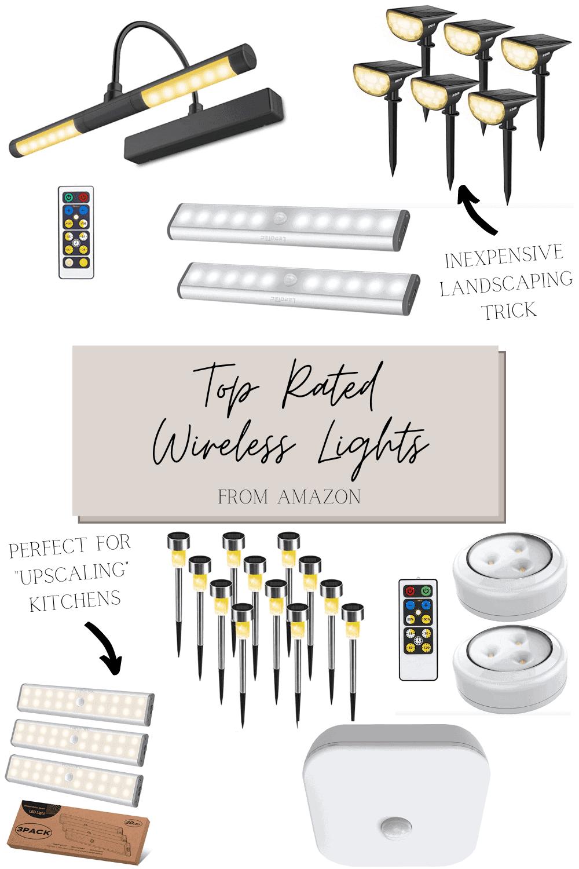 wireless lights