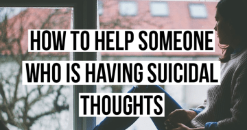 How To Help: Suicide Prevention Awareness