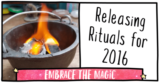 Magical Ways to Let Go of 2016