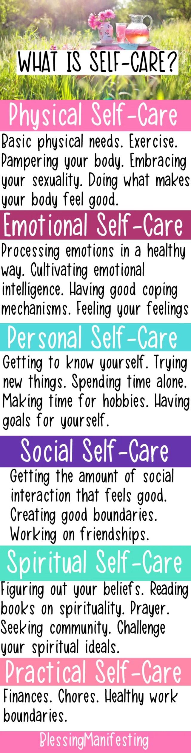 self-care pin