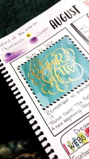 self love workbook