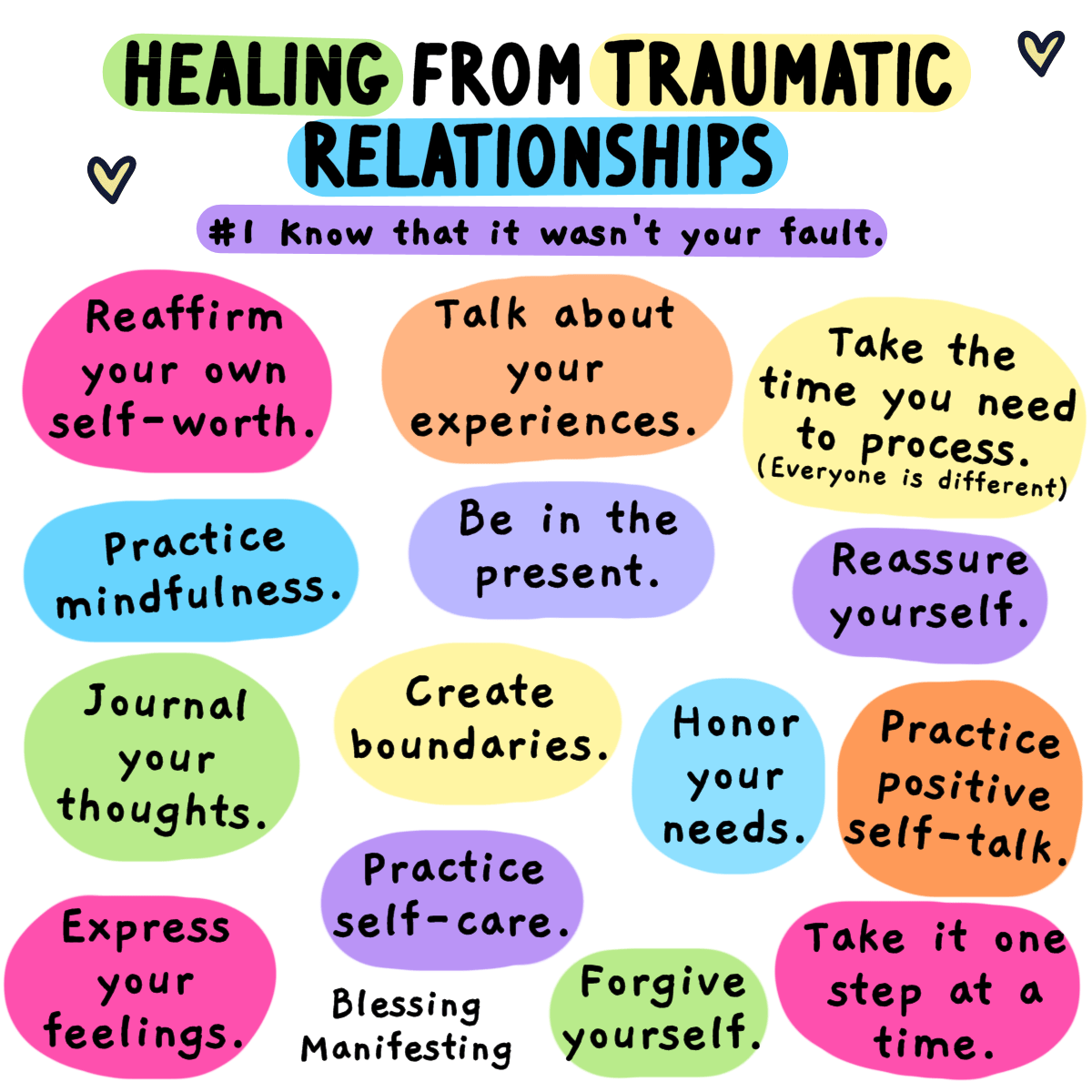 Healing From A Traumatic Relationship