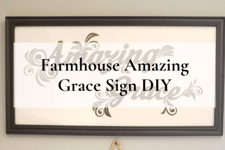 farmhouse amazing grace sign