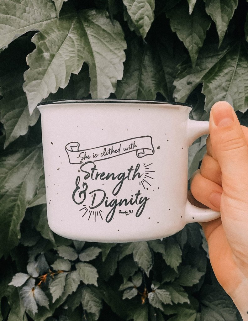 Proverbs 31 Mug Gift Idea