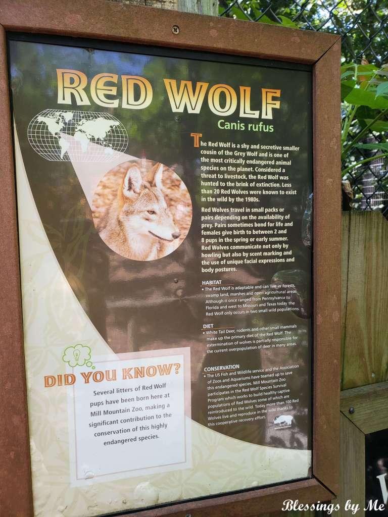 Zoo Animal Fact