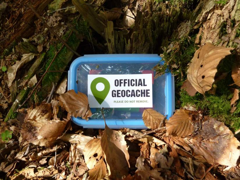 Geocaching - Money-free Weekend Idea