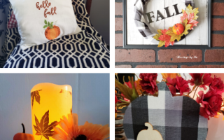 Best of Fall DIY Roundup
