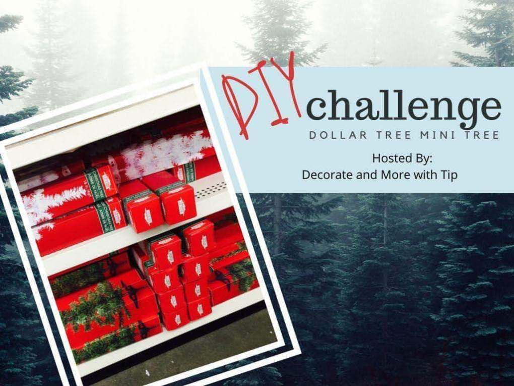 December Challenge hosted by Decorate and More with Tip