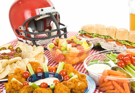 How to host a super frugal super bowl party