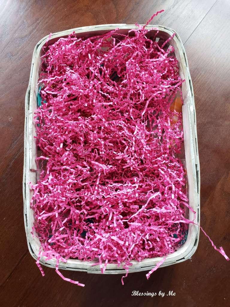 Easter basket grass - shredded paper