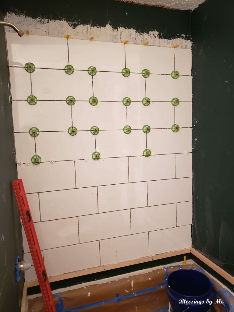 shower wall tile