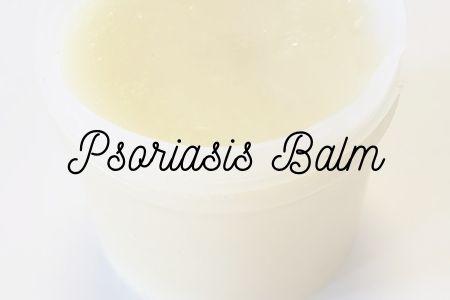 Psoriasis Balm