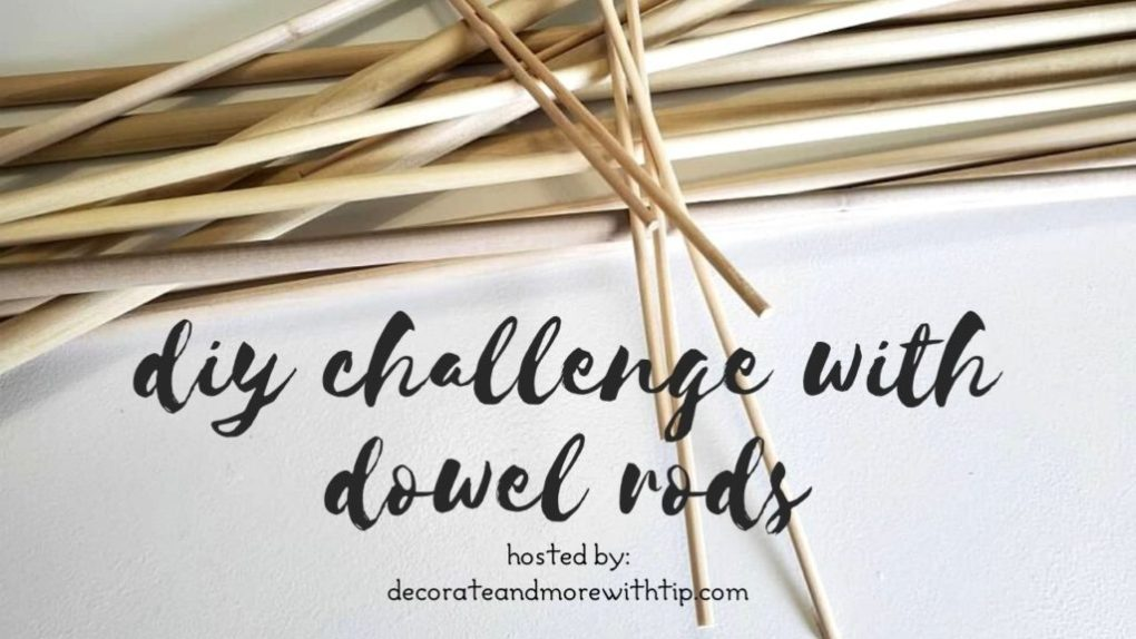 dowel rod challenge