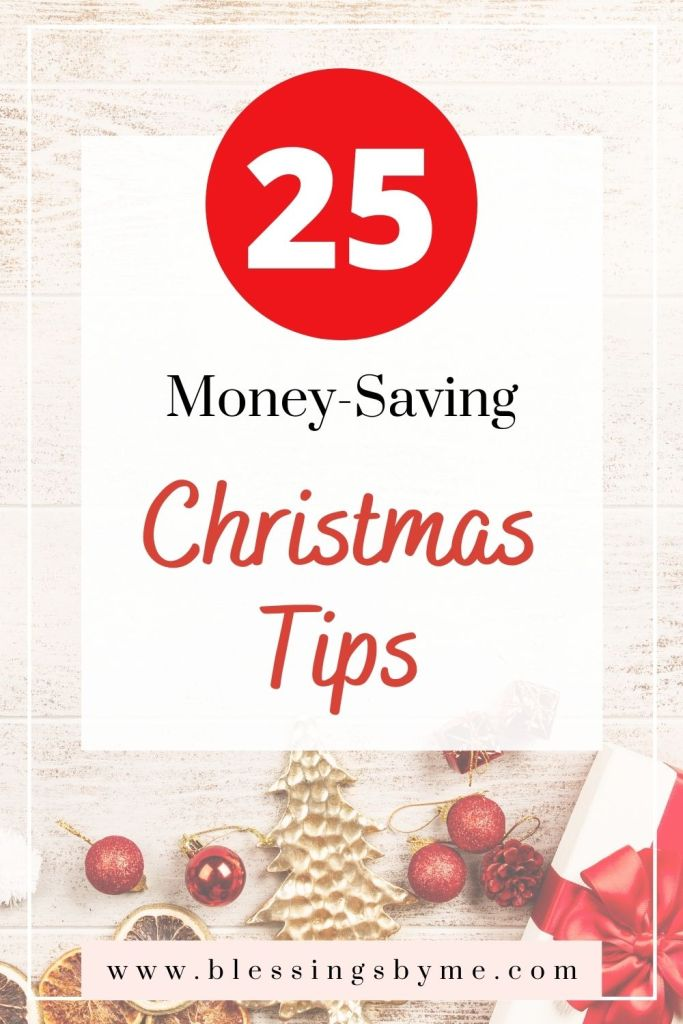 25 Money-Saving Christmas Tips