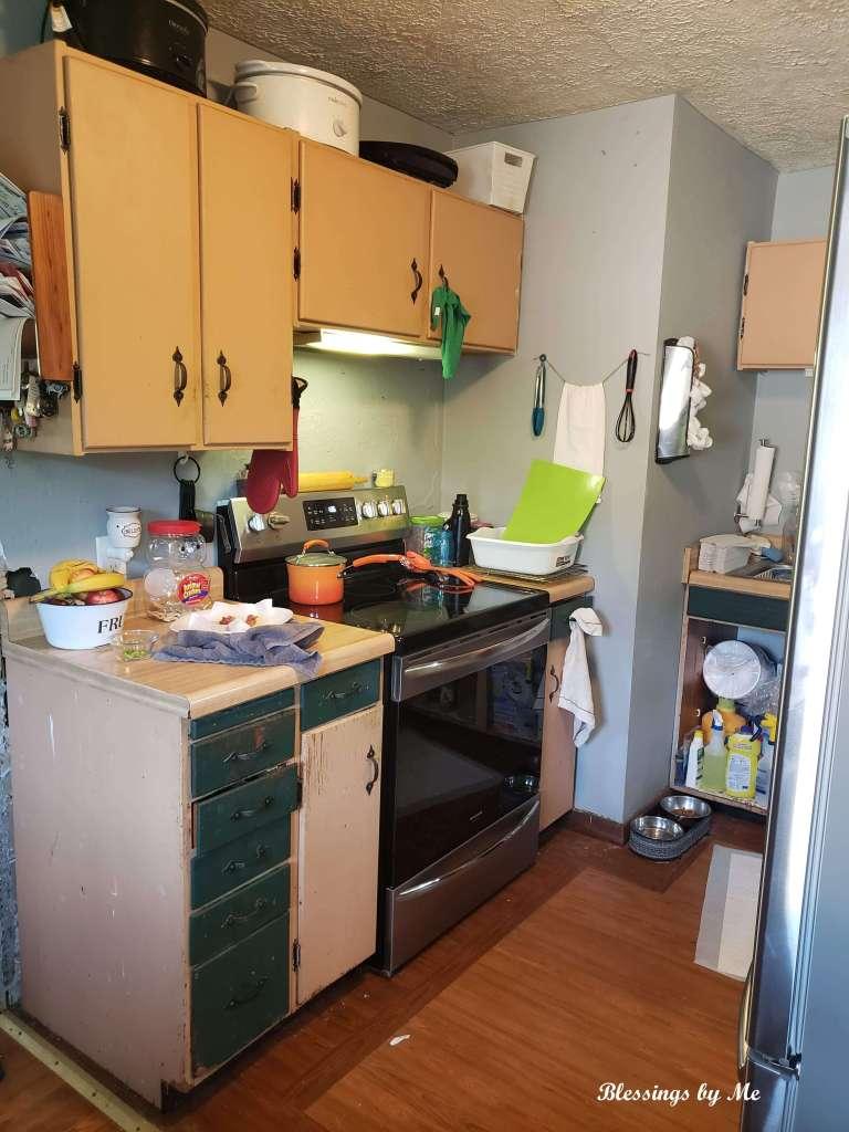stove area
