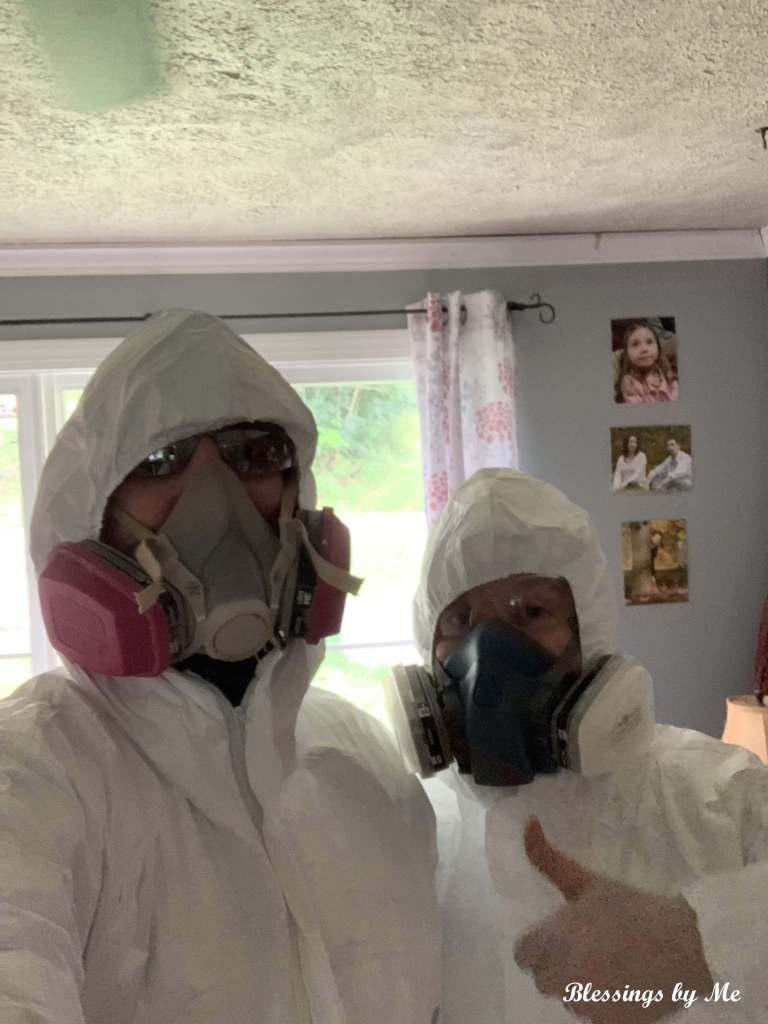 preparing for asbestos