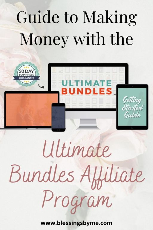 guide to the ultimate bundles affiliate program