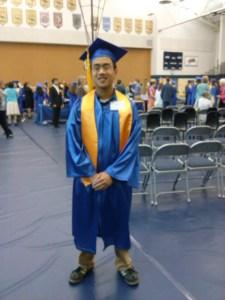 home school graduate