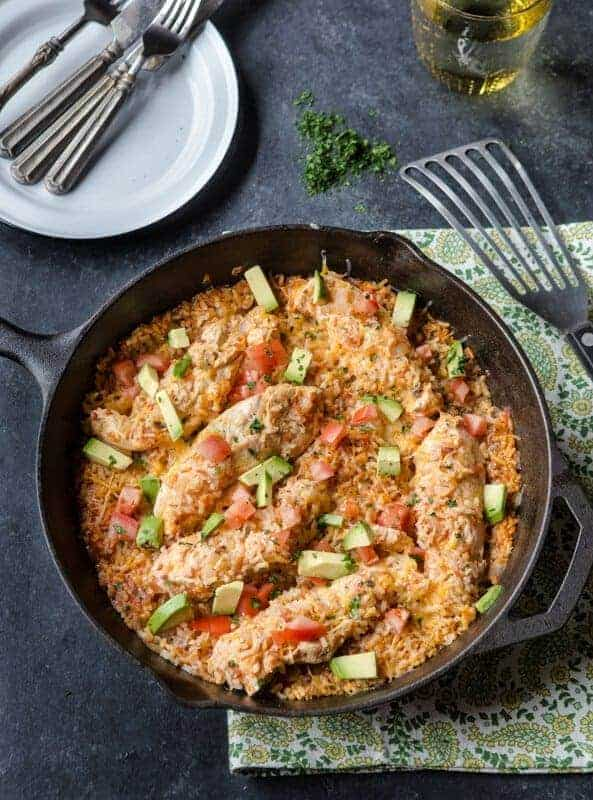15 Weeknight One Skillet Meals Bless This Mess