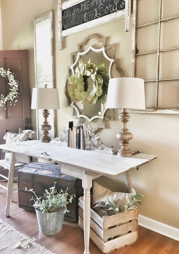 How To Create a Collage Wall Using Recycled Finds On a Budget