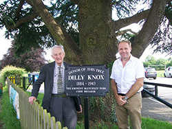 www.bletchleyparkresearch.co.uk, Dilly Knox