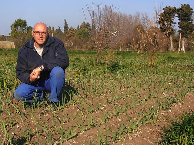 Nicolas Verzotti pour la Conf Paysanne