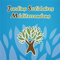 logo des jardins solidaires méditerranéens